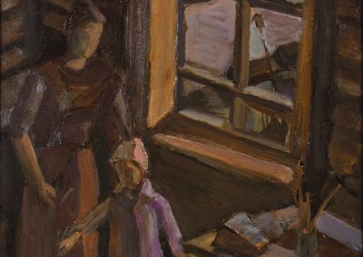 "Andronov ""Alesha and Granny"" 1979"