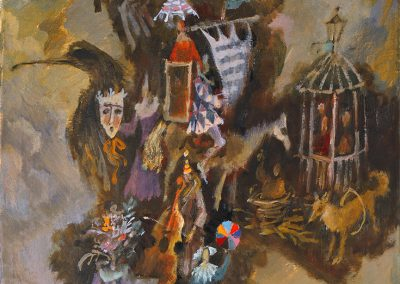 "Izmailov ""Grey Bird"" 1987"