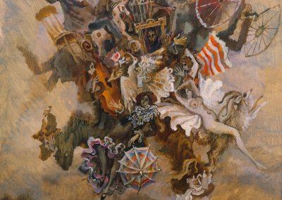 "Izmailov ""Merry-Go-Round"" 1987"