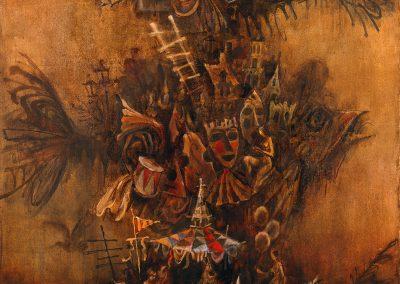 "Izmailov ""Tree of Fish"" 1987"