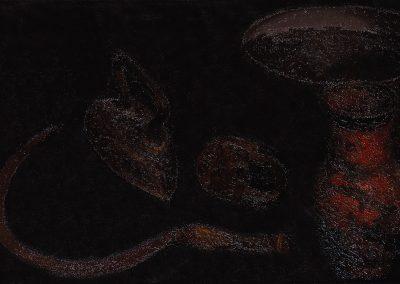 "Kolupaev ""Still Life with Blue Cup"" 1987"