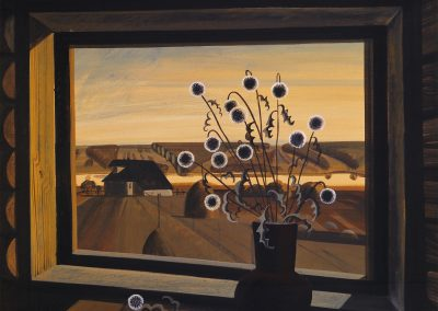 "Obrosov ""Evening Light"" 1987"