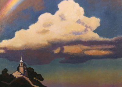 """Ossovsky """"Rainbow"""" 1983"""