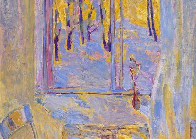 "Salnikov ""Still Life with Window"" 1989"