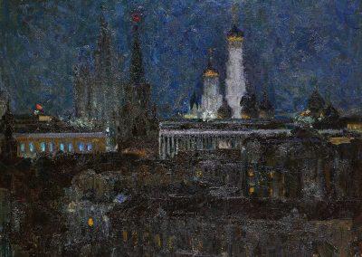 "Sisolyatin ""Moscow Night"" 1989"