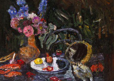 "Sorokin ""Still Life with Sunflower"" 1989"