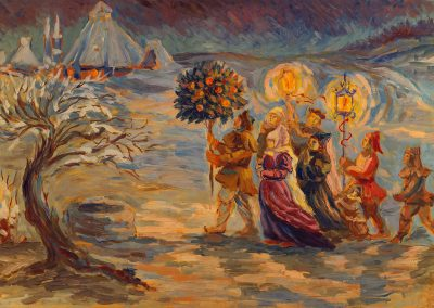 """Sveshnikova """"Practicing Witchcraft"""" 1962"""